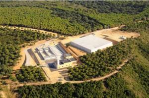 ETAP Arenillas. Castellar de la Frontera. Cádiz. AGENCIA ANDALUZA DEL AGUA
