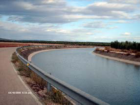 Canal Genil-Cabra C.H. Guadalquivir