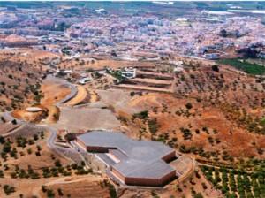 Depósitos de agua potable. Vélez-Málaga AGENCIA ANDALUZA DEL AGUA